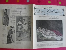 Rire Et Galanterie. 1903. N° 26. John Grand-Carteret.  érostisme. Images Galantes - Boeken, Tijdschriften, Stripverhalen