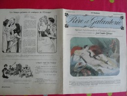 Rire Et Galanterie. 1904. N° 29. John Grand-Carteret.  érostisme. Images Galantes - Boeken, Tijdschriften, Stripverhalen