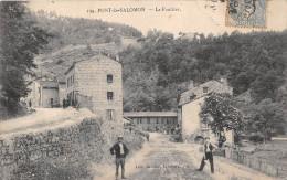 ¤¤  -  129   -   PONT-de-SALOMON   -  Le Foultier   -  ¤¤ - France