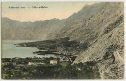 Kotor (Cattaro) Old Postcard Travelled 1909? (Aleksandar Radimir, Kotor, 1909) Bb - Montenegro