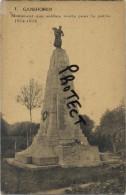 Ganshoren : Guerre 1914 - 1918 : Morts Ppour Le Patrie : Soldats  : Begraafplaats -  Cimetière : MONUMENT - Ganshoren