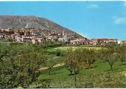 Abruzzo-l´aquila-ortona Dei Marsi Veduta Panorama Parte Ortona - Italië