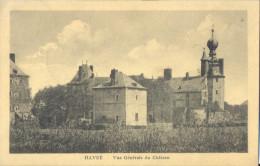HAVRE ( MONS )  VUE GENERALE DU CHATEAU  1920 - Mons