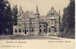Oetinghen Gooik Château Façade - Gooik