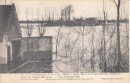 Hamme 1906, De Overstroomingen, Eene Ondergespoelde Hoeve, Climan-Ruijssers (05700) - Hamme