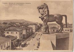 1934 PESCARA - RIVIERA DI CASTELLAMMARE ADRIATICO--- Z0107 - Pescara