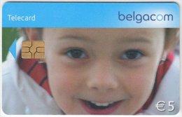 BELGIUM A-769 Chip Belgacom - People, Child - used