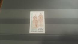 LOT 266780 TIMBRE DE FRANCE NEUF** N°102 VALEUR 32 EUROS  LUXE NON DENTELE - Imperforates