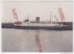 Au plus rapide S/S Invicta Ferry � Calais 15 novembre 1946