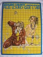BD BERNARD LERMITE (VEYRON)- 2 - Plus Lourd Que L´air - TTBE - EO 1979 - Veyron