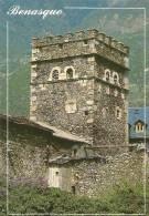 P845 - POSTAL - BENASQUE - HUESCA - TORREON JUSTE - Huesca