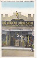 Big Mexican Curio Store , TIJUANA, Mexico , 1910s