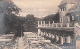 MALMÖ - Kungsparkens Restaurant, Karte Gel.1927, 2 Fach Frankiert - Schweden
