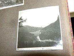 Marmarole Misurina Sorapis Dolomites  Italy Italia Foto Photo 1937 - Lieux