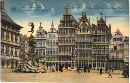 Antwerpen  Anvers  Scan Rect-verso - Antwerpen