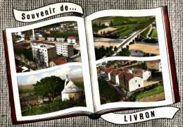 89714 - Livron (26) Quartier Deville  Le Pont       La Vierge      Le Haut Livron - France