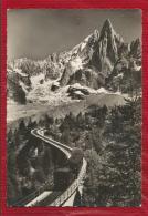 France - Dépt 74 - CHAMONIX MONT-BLANC - Train Du Montenvers - Aiguille Du Dru - Chamonix-Mont-Blanc