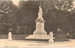80000 AMIENS - MONUMENT RENE GOBLET - Amiens