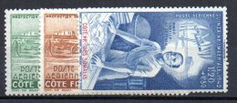 1/ Cote Des Somalis : PA   N° 8 à 9 Neuf XX , Cote : 2,00 € , Disperse Trés Grosse Collection ! - Unused Stamps