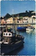 Cpsm CIBOURE Port Et Quai Rayet - Francia