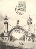 80000 AMIENS - EXPOSITION INTERNATIONALE En 1906 (entrée Principale) - Amiens