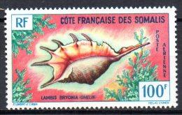1/ Cote Des Somalis : PA   N° 32  Neuf XX , Cote : 14,00 € , Disperse Trés Grosse Collection ! - Neufs
