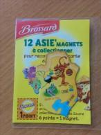 Magnet Brossard Asie - Magnets