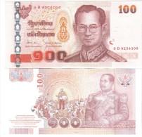 TAILANDIA THAILAND-SIAM 100 BAHT  Lotto.855 - Tailandia