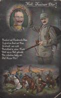 MILITARIA - WWI - Heil Kaiser Dir! 1915 - Guerre 1914-18