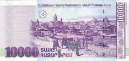 ARMENIA P. 52c 10000 D 2008 UNC - Arménie