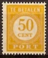 Indonesie Port NVPH Nr 63 Postfris / MNH Tax - Netherlands Indies