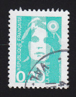 FRANCE - Scott #2180 Bicentenial Marianne (*) / Used Stamp - 1989-96 Bicentenial Marianne