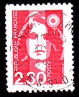 FRANCE - Scott #2187 Bicentenial Marianne (*) / Used Stamp - 1989-96 Bicentenial Marianne