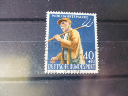ALLEMAGNE  FEDERALE TIMBRE REFERENCE   YVERT N°171 - Used Stamps