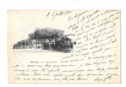 (5337-17) Royan - Sur Le Port - Train - Royan