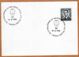 Document 924 Lunettes Ballonpost Uit Belegerd Parijs Baarle-Hertog - 1953-1972 Lunettes