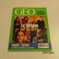 GEO N°290 (04/2003) : LA TURQUIE PAR LES TURCS - Géographie