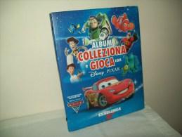 Album Starzone Colleziona E Gioca Con Disney - Pixar (Esselunga)  Completo - Stickers