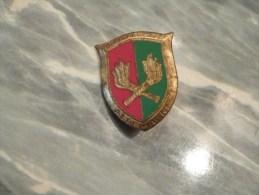INSIGNE EMAIL. ESSENCE F.F.A. 23X20MM - Militaria