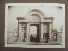 59 ST.ANDRE porte de l'abbaye de MARQUETTE photographie ancienne