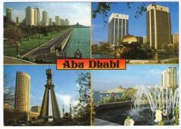 UNITED ARAB EMIRATES - ABU DHABI VIEWS - Emirati Arabi Uniti