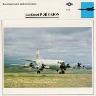 LOCKHEED  P-38  ORION          2SCAN  (NUOVA CON DESCRIZIONE SUL RETRO) - 1946-....: Moderne