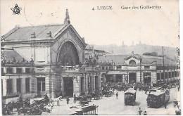 BELGIQUE - LIEGE - Gare Des Guillemins - Belgique
