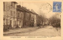 LEDERGUES  AVENUE DE RODEZ - Francia