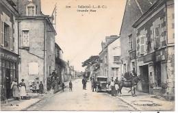 CELLETTES - Grande Rue - France