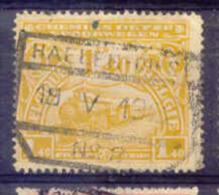K627 -België Spoorweg Stempel HAELEN - 1915-1921