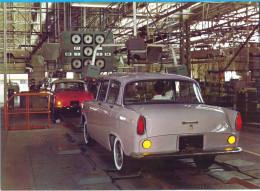 Japan. Aichi. Toyota Factory. I - Passenger Cars