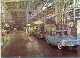 Japan. Aichi. Toyota Factory. II - Passenger Cars