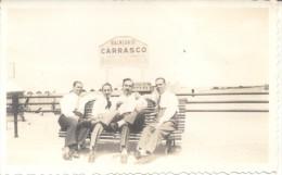 BALNEARIO DE CARRASCO MONTEVIDEO URUGUAY FOTOGRAFIA CIRCA 1930 - Places