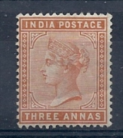 150020998  INDIA  GB  YVERT   Nº  38  */MH - Inde (...-1947)
